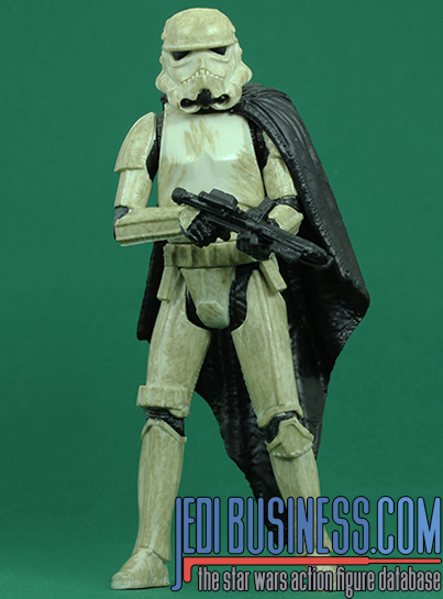Stormtrooper figure, Solobasic
