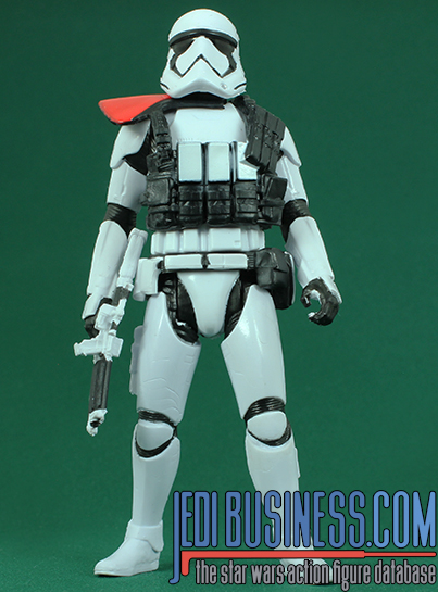 Stormtrooper Officer figure, Solobasic