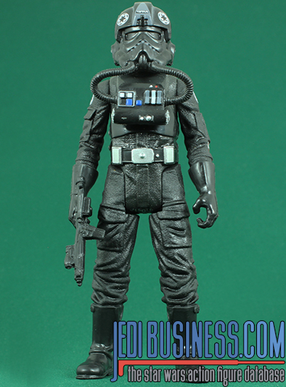 Tie Fighter Pilot figure, SoloVehicle2