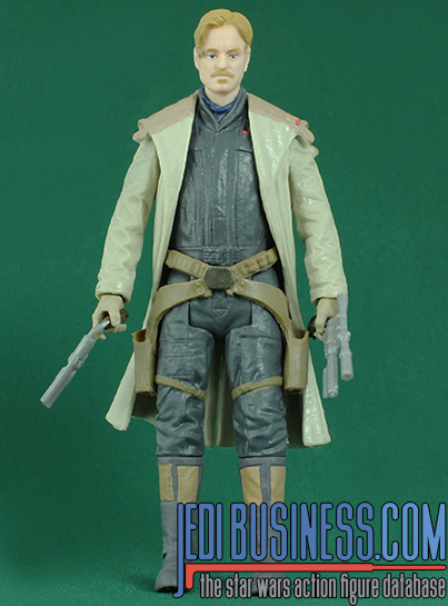 Tobias Beckett figure, Solobasic