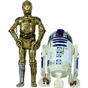 C-3PO 2-Pack #6 With R2-D2