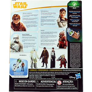 Qi'Ra Mission On Vandor-1 4-Pack