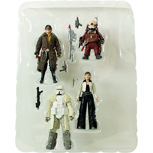 Range Trooper Mission On Vandor-1 4-Pack