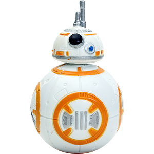 BB-8 2-Pack #3 With Rose/BB-9e