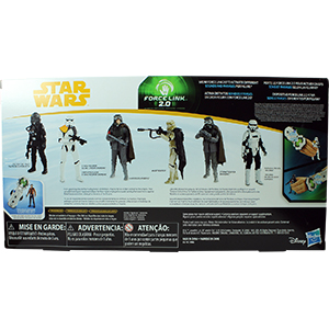 Tie Fighter Pilot Target Trooper 6-Pack