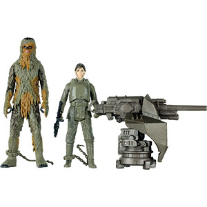 Chewbacca 2-Pack #4 With Han Solo (Mimban)