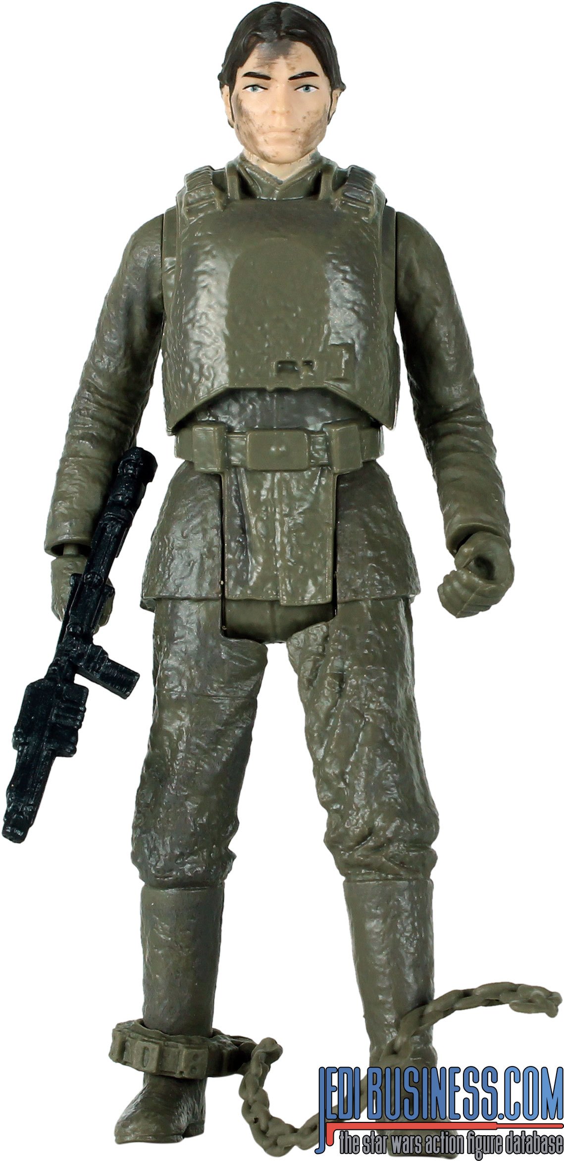 Han Solo, 2-Pack #4 With Chewbacca (Mimban)
