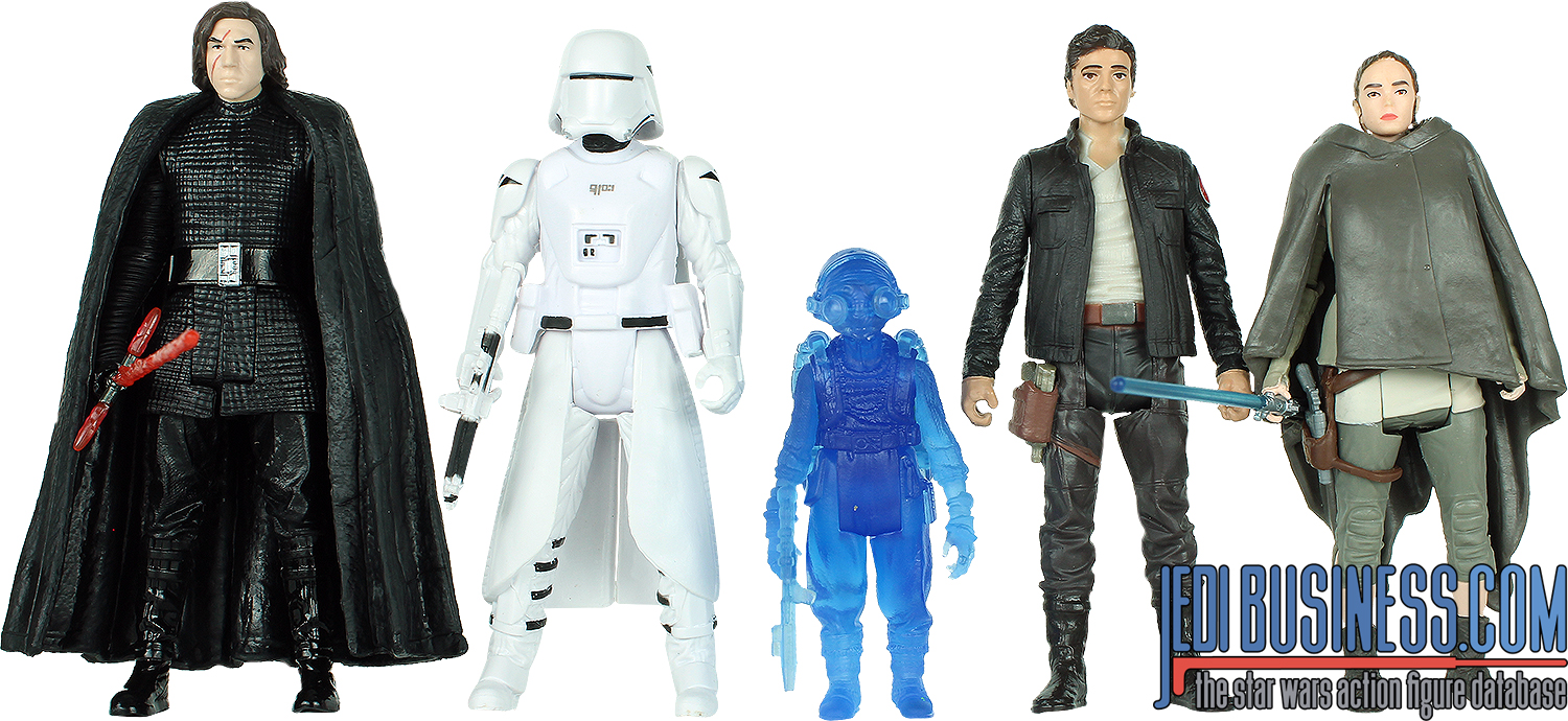 Snowtrooper The Last Jedi 5-Pack