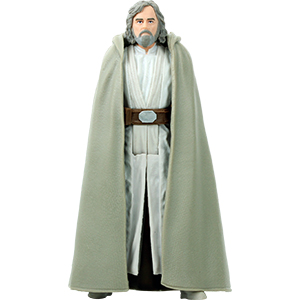 Luke Skywalker Jedi Master