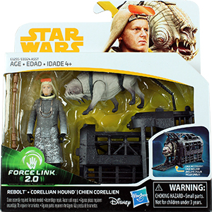 Rebolt 2-Pack #5 With Corellian Hound
