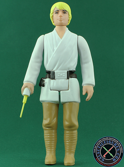 Luke Skywalker figure, Retrobasic