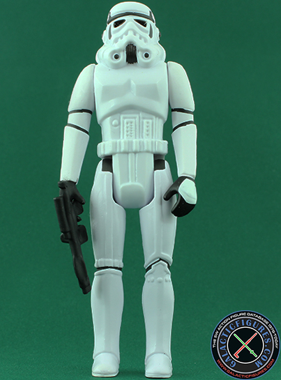 Stormtrooper figure, Retrobasic
