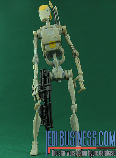 Battle Droid figure, TACLegends