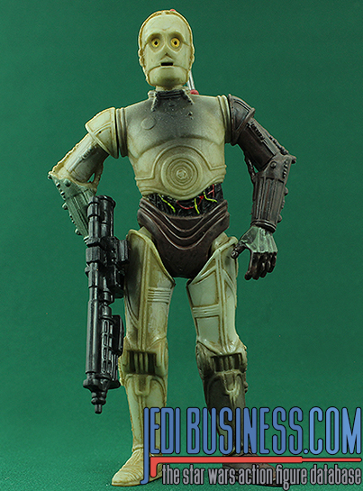 C-3PO figure, TACLegends