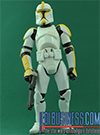 Clone Trooper Commander, Attack Of The Clones figure