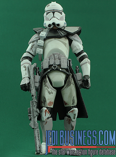 Clone Trooper Commander Revenge Of The Sith