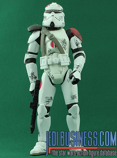 Commander Neyo figure, TACLegends