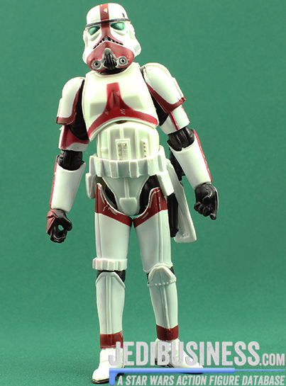 Incinerator Stormtrooper THE FORCE UNLEASHED 3-PACK I