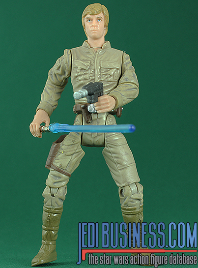 Luke Skywalker figure, TACSpecial