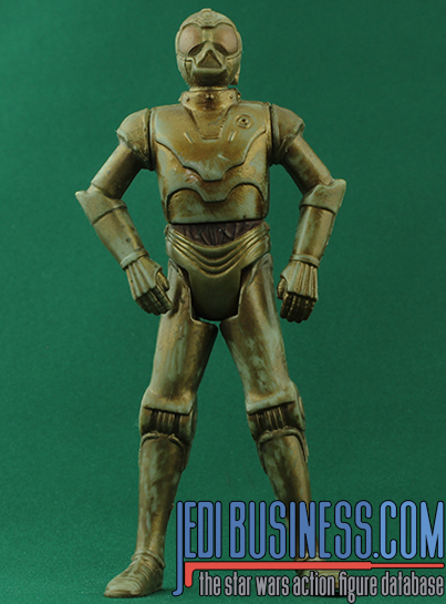 Death Star Droid figure, TACLegends