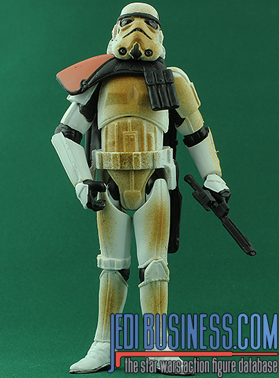 Sandtrooper figure, TACLegends