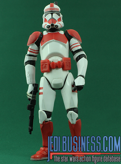 Shock Trooper figure, TACLegends