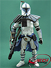ARC Trooper, Star Wars Republic #55 figure