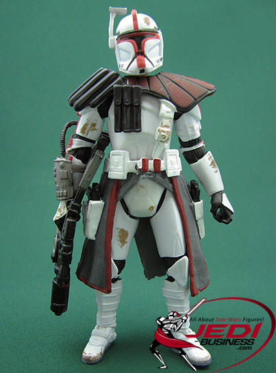 ARC Trooper Commander figure, TACOrder66