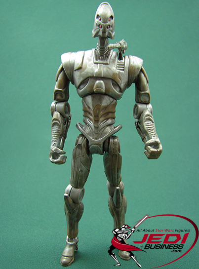 Assassin Droid figure, TACComic2-pack