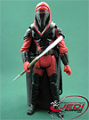 Carnor Jax, Star Wars Crimson Empire #6 figure