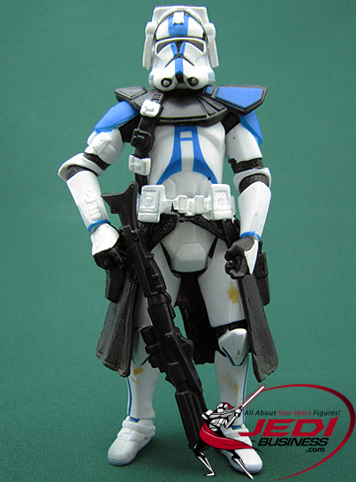 Commander Bow figure, TACOrder66