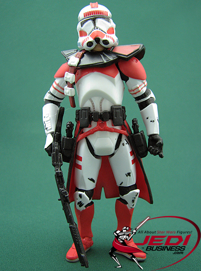 Commander Thire figure, TACOrder66