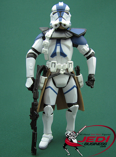 Commander Vill figure, TACOrder66