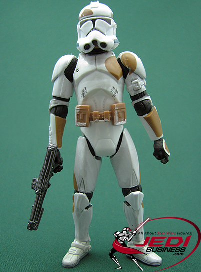 Clone Trooper figure, TAC