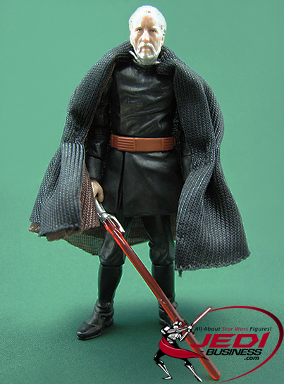 Count Dooku figure, TACComic2-pack
