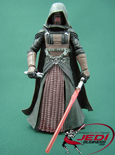 Darth Revan figure, TAC