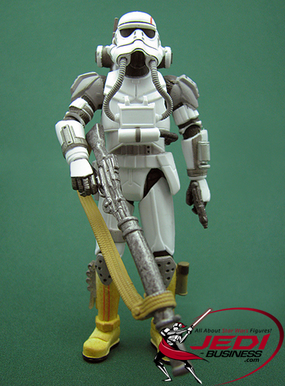 Imperial Evo Trooper The Force Unleashed