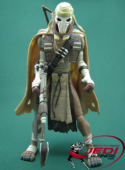 General Grievous figure, TAC
