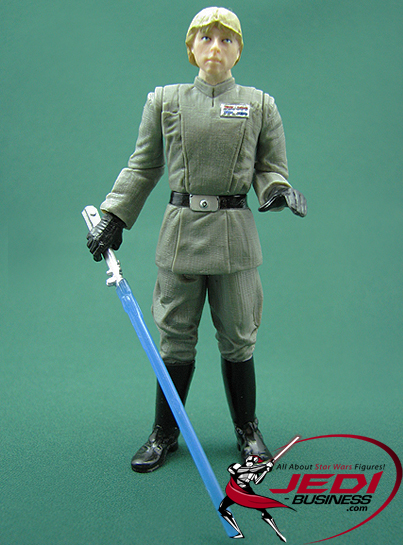 Luke Skywalker figure, TACComic2-pack