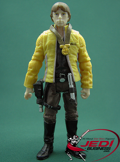 Luke Skywalker figure, TAC