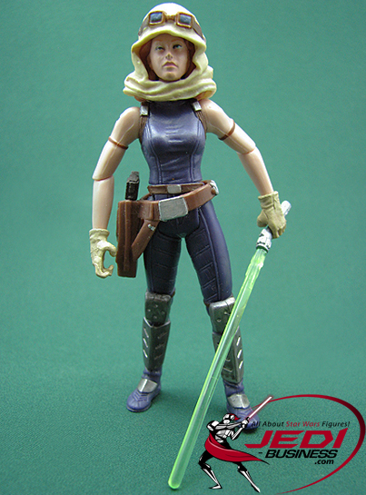 Mara Jade figure, TACComic2-pack