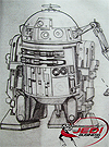 R2-D2 McQuarrie Concept Series The 30th Anniversary Collection