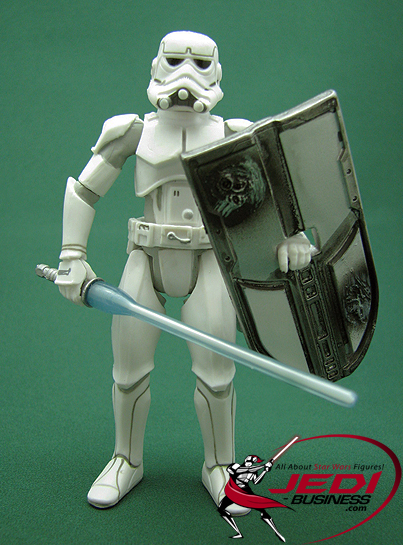 Stormtrooper McQuarrie Concept Series The 30th Anniversary Collection