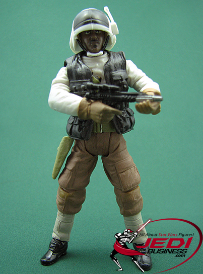 Rebel Vanguard Trooper figure, TAC