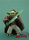 Yoda, With Kybuck figure