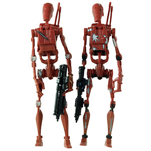 Battle Droid Battle Droid 2-Pack (2 of 4)