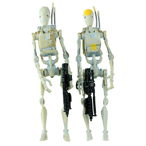 Battle Droid Battle Droid 2-Pack (1 of 4)