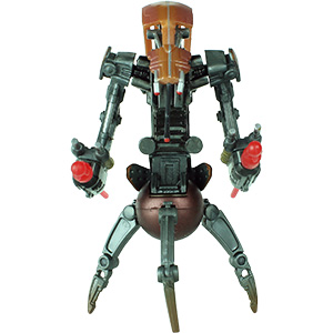 Destroyer Droid Battlefront II Droid 7-Pack