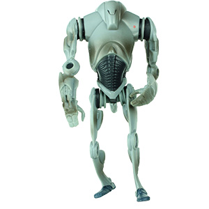 Super Battle Droid Battlefront II Droid 7-Pack