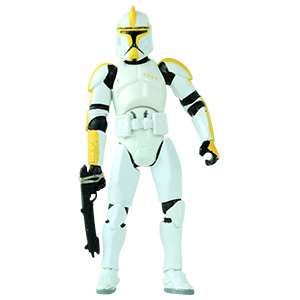Clone Trooper Commander Attack Of The Clones